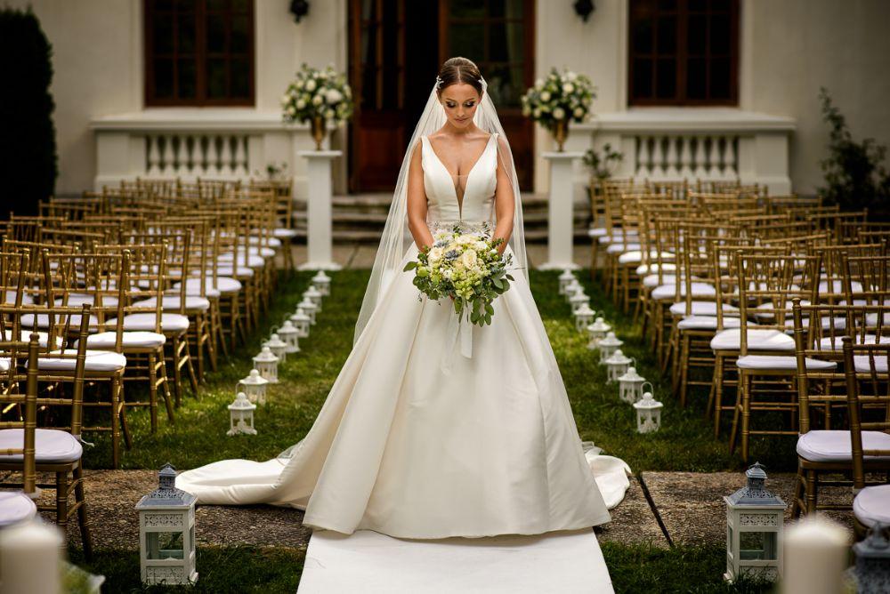 Decor elegant nunta Sinaia - Event Designer - Joyful Colors