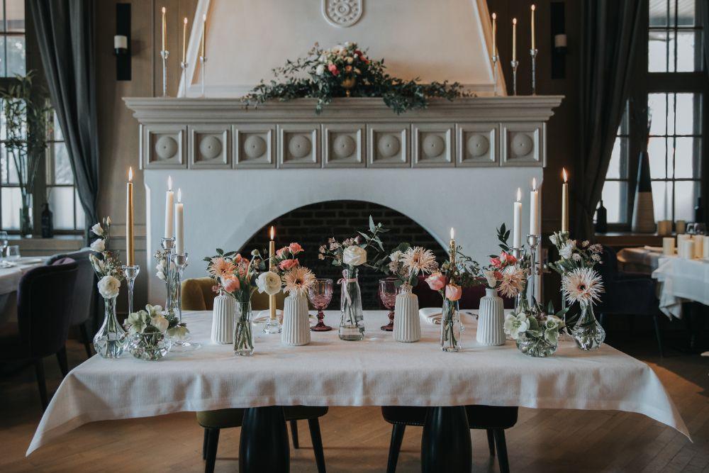 Nuntă modernă în stil minimalist